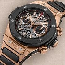Hublot Big Bang Unico King Gold Ceramic Bracelet
