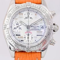 Breitling Chronograph Cockpit MOP roman Automatic Mother of...