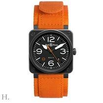 Bell & Ross BR 03-92 Orange Carbon