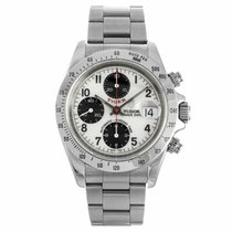 Tudor Tiger Woods Prince Date Chronograph Watch 79280P...