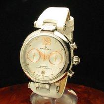 Basilika Amber Handaufzug Chronograph Bernstein Diamant Besatz