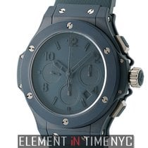 Hublot Big Bang All Blue Ceramic Chronograph 44mm Limited...