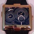 Harry Winston Avenue Squared Men's Rose Gold - 350/MATZRL.K