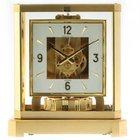 Jaeger-LeCoultre Atmos VIIIC Art Deco Gelbgold Vintage mit...