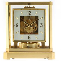 Jaeger-LeCoultre Atmos VIIIC Art Deco Gelbgold Vintage mit...