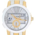 Ulysse Nardin Executive Dual Time Ladies 18k Rose Gold &...