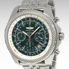 Breitling Bentley Motors Chronograph Stainless Steel Green...