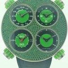 Meccaniche Veloci Quattro Valvole Green Sapphire