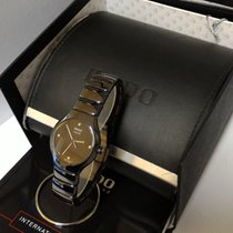Rado True Jubile  lady diamond ceramic watch sintra
