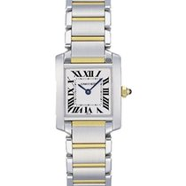 Cartier Tank Francaise Small w51007q4