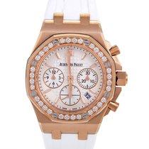 Audemars Piguet Royal Oak Offshore Chronograph Watch 26231OR.Z...