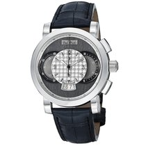 Paul Picot Technograph Wild Automatic 44mm Slate Grey Dial...