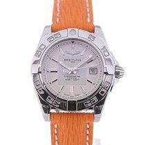 Breitling Galactic 32 Quartz Chronometer Leather