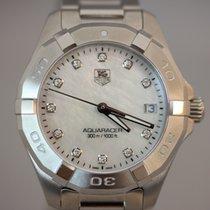 TAG Heuer Aquaracer 300M Quarz Perlmutt mit Diamanten 32mm...