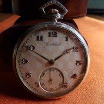 Cortébert men's pocket watch, 1950s