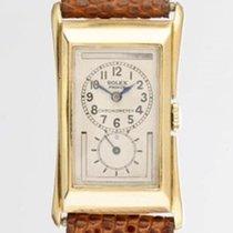Rolex Prince Brancard Ref 1490 Yellow Gold 18 K Mens Watch...