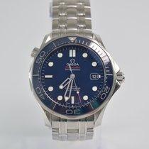 Omega Seamaster Diver 300m Blau  CoAxial Neu  inkl Mwst