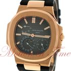 Patek Philippe Nautilus Moonphase, Black-Brown Dial - Rose...