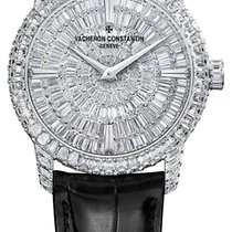 Vacheron Constantin Traditionnelle High Jewellery