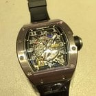 Richard Mille [NEW] RM 030 White Gold With Declutchable Rotor