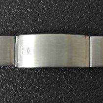 Eberhard & Co. vintage bracelet steel inox 18 mm newoldsto...