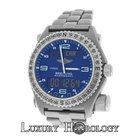 Breitling Authentic Men's Breitling E56321 Emergency...