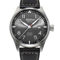 "Alpina Startimer Pilot - AUTOMATIC ""SUNSTAR"" / AL-525GB4S6"