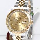 Rolex Datejust TURN-O-GRAPH Stahl Gold Ref.16263 von 19...