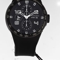 Porsche Design Men's6341.13.44.11 Flat Six Chronograph Watch