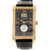 A. Lange & Söhne Men's  Cabaret 18K Rose Gold Watch...