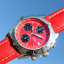 Breitling Chronomat The Red Arrows Red Dial Steel A13050.1...