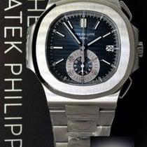 パテック・フィリップ (Patek Philippe) Mens Nautilus 5980 Chronograph...