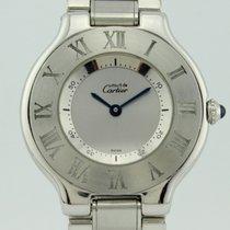 Cartier Must 21 Quartz Steel Lady 1330