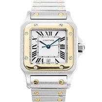 Cartier Watch Santos W20011C4