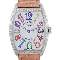 Franck Muller Color Dreams Womens Quartz Steel Watch 2852QZMOP...