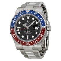 Rolex GMT Master II Rolex Oyster Automatic Mens Watch 116719BKSO
