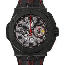 Hublot Big Bang Unico Ferrari 401.CX.0123.VR Skeleton Red...