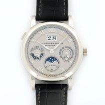 A. Lange & Söhne Platinum Langematik Perpetual Ref. 310.025
