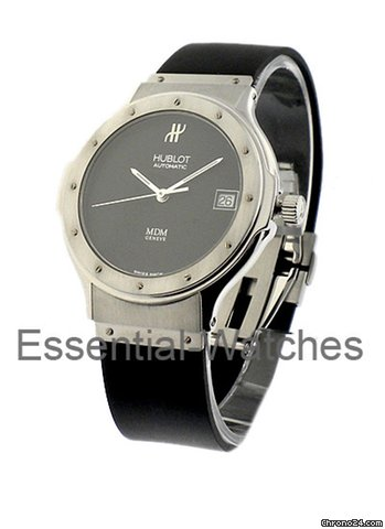 Hublot Classic / Men's 36mm - Steel