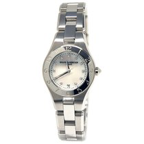 Baume & Mercier Linea 27mm Mother of Pearl Dial Steel Case