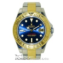 Rolex Yachtmaster Midsize Two Tone