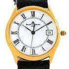 Baume & Mercier Classima 14k Yellow Gold Mens Watch 95248