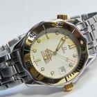 Omega 18k Seamaster Professional 300m automatic Chronom...