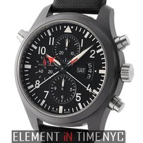 IWC Pilot Collection Top Gun Double Chronograph Ceramic 46mm 2011