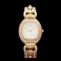 Audemars Piguet Special Edition Factory Diamonds 18k Yellow...