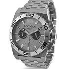 Locman Stealth 021200AK-AGKBR0 Quarz Chronograph Men's Watch
