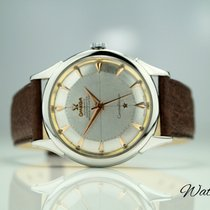 Omega Constellation Pie Pan Stahl/Gold Cal.505