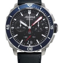 Alpina Modell:Seastrong Diver 300 Big Date Chrono inkl.Ersat