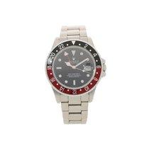 Rolex GMT Master II Black & Red 16760