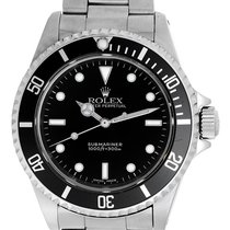 Rolex Submariner Men's Stainless Steel Watch (no-date) 14060